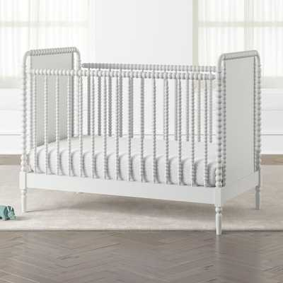 Jenny Lind White Crib - Crate and Barrel