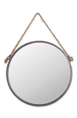 Foreside Round Mirror, Size One Size - Metallic - Nordstrom