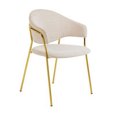 Edwina Upholstered Dining Chair - Wayfair