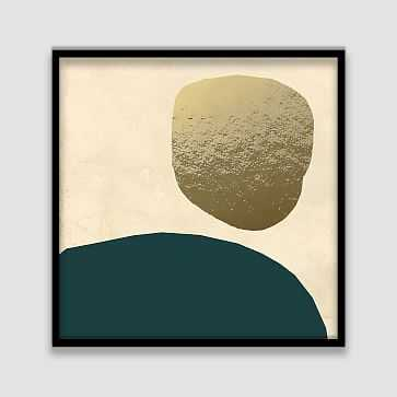 The Arts Capsule Framed Print, Sun Comes Up - West Elm