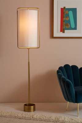 Geometric Floor Lamp - Anthropologie