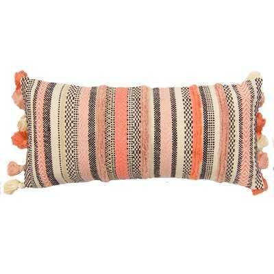 Coble Indoor/Outdoor Cotton Lumbar Pillow - Wayfair