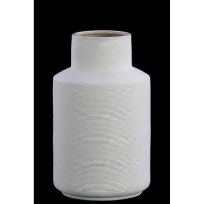 Petree Ceramic Round Vase - Wayfair