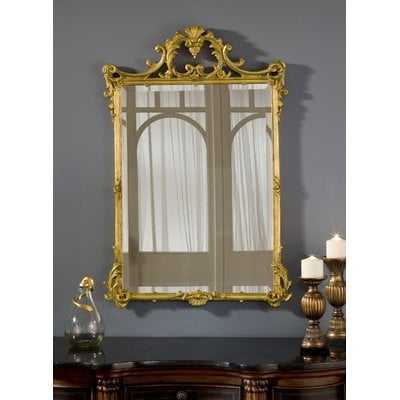 Grinstead Modern & Contemporary English Accent Mirror - Wayfair