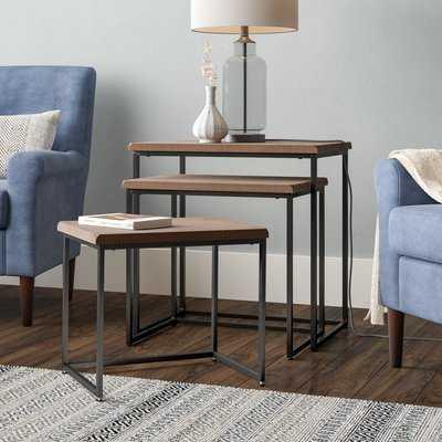Southam 3 Piece Nesting Tables - Wayfair