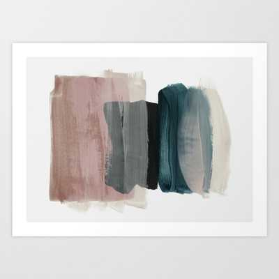 minimalism 1 Art Print - Medium by Patternization - Society6