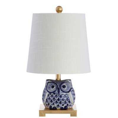 "Litherland Ceramic 16"" Table Lamp - AllModern"