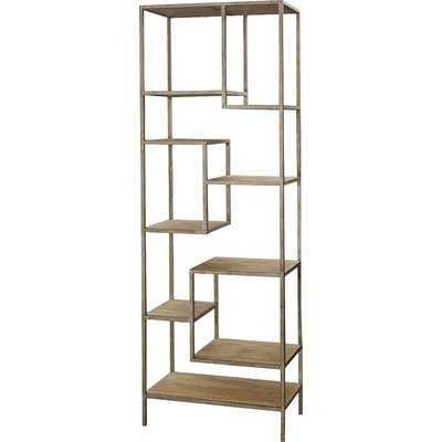 Riverdale Geometric Bookcase - AllModern