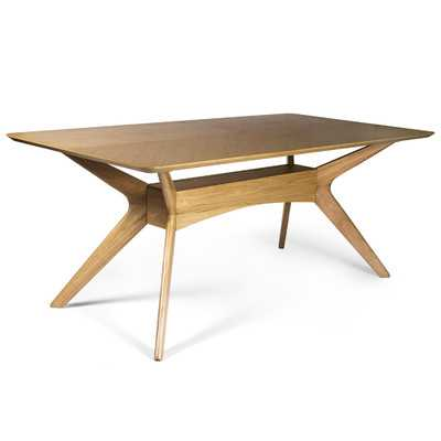 Idora Solid Wood Dining Table - AllModern