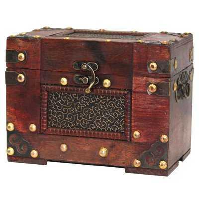 Manufactured Wood Craft Case - Wayfair