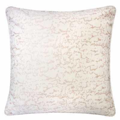 Ali Jacquard Indoor/Outdoor Velvet Throw Pillow - Wayfair