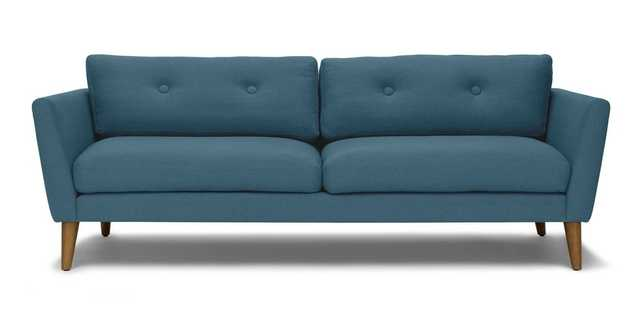 Emil Marine Blue Sofa - Article