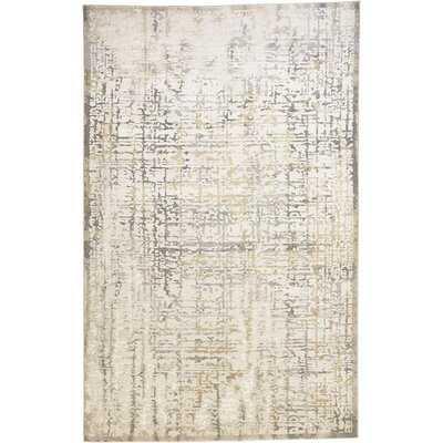 Vanhorn Beige 8' X 11' Rug - Wayfair