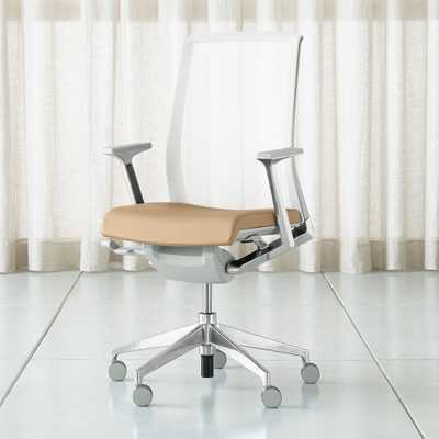 Haworth ® Buff Very ™ Task Chair - Crate and Barrel