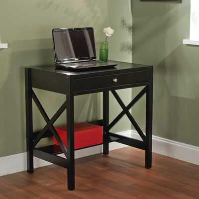 Chaffin 1 Drawer Writing Desk - Wayfair