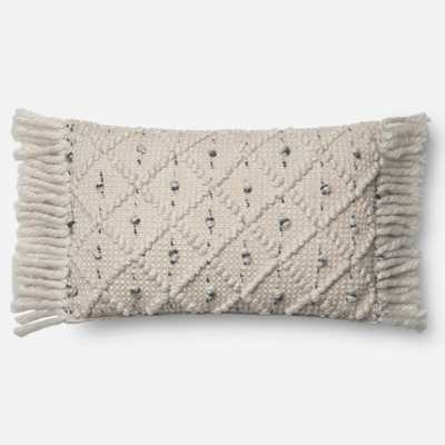 PILLOWS - IVORY / BLACK - Loma Threads