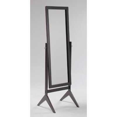 Goyette Modern & Contemporary Tilting Full Length Mirror - Wayfair