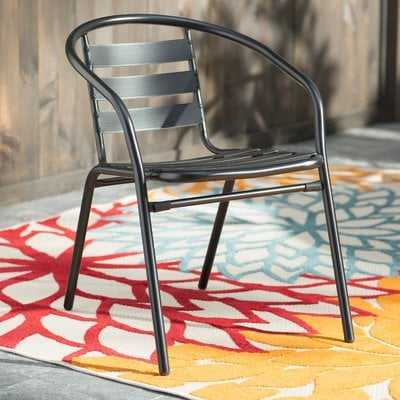 Athol Stacking Patio Dining Chair - AllModern