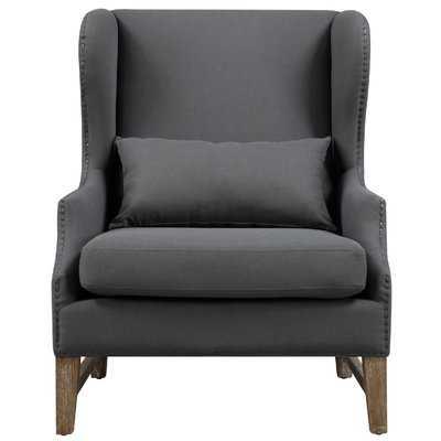Samuelson Wingback Chair - Birch Lane
