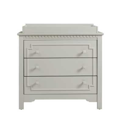 Baby Relax Edgemont Dresser & Topper - Soft Gray - Target