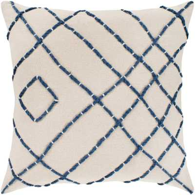 "Emilio - 20"" x 20"" Pillow Cover - Neva Home"