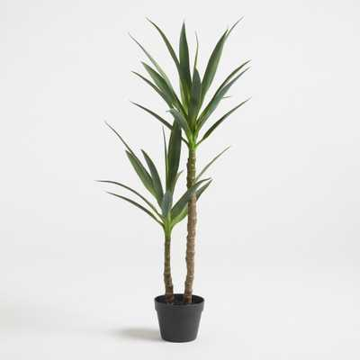 Faux Double Yucca Tree by World Market - World Market/Cost Plus