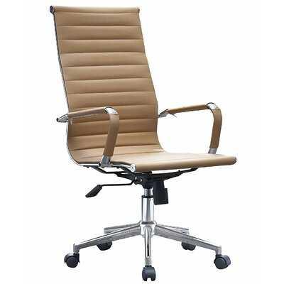 Lindsley High Back Conference Chair - Wayfair