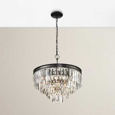 Springfield 5-Light Crystal Drum Pendant - Wayfair