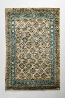 Nomad Hand-Knotted Jute Rug - Anthropologie