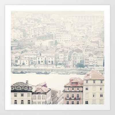 city dreams Art Print - X-Large by Ingz - Society6