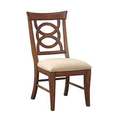 Frakes Upholstered Dining Chair (Set of 2) - Birch Lane