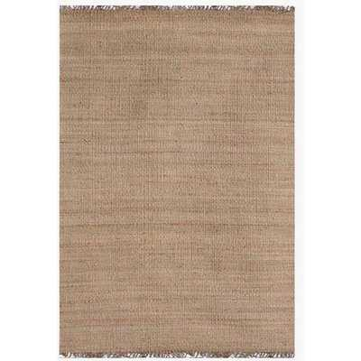 Ephemerine Hand Woven Natural Area Rug - Wayfair