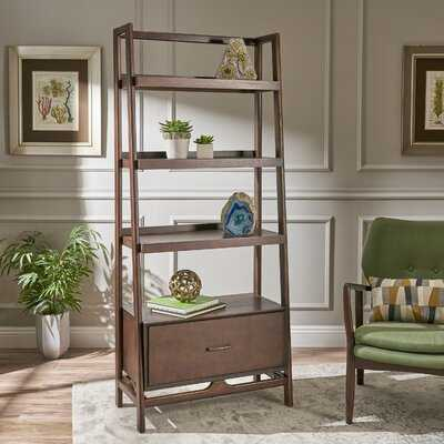 Foxborough Etagere Bookcase - Wayfair