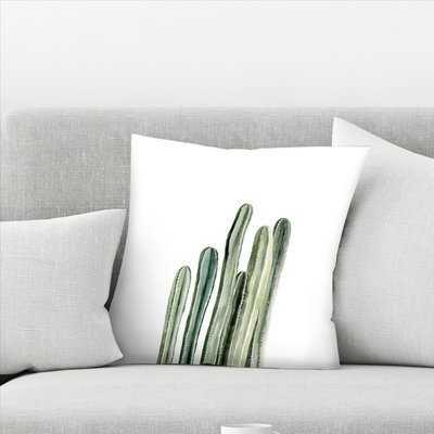 Shealeen Louise Tall Cacti Throw Pillow - Wayfair