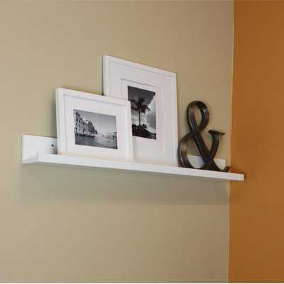 Picture Ledge Wall Shelf - AllModern
