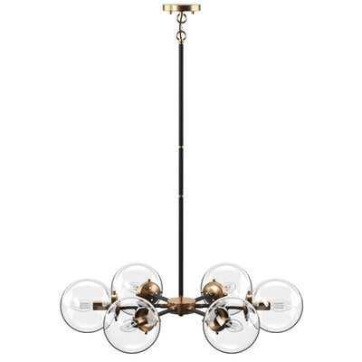 Shontelle 6-Light Sputnik Chandelier - Wayfair