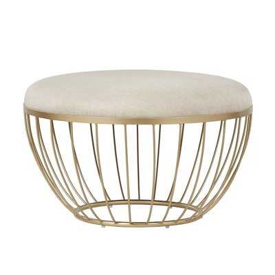 Cash Cocktail Ottoman - AllModern