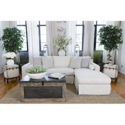 Halle Sectional Right Hand Facing - Wayfair