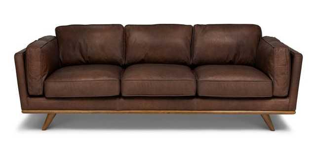 Timber Charme Chocolat Sofa - Article