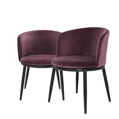 Filmore Upholstered Dining Chair - Wayfair