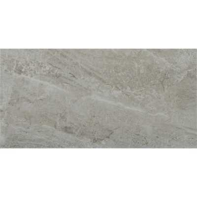 MSI Himalayan Gray 12 in. x 24 in. Glazed Porcelain Floor and Wall Tile (12 sq. ft. / case) - Home Depot