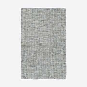 Pick + Pick Indoor/Outdoor Rug, Green Gables, 5'x8' - West Elm