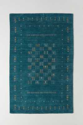 Hand-Knotted Catrine Rug - Anthropologie