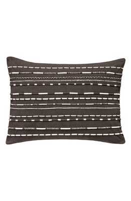 Splendid Home Decor Stitched Cord Accent Pillow - Nordstrom