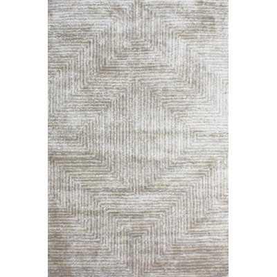 Nasir Hand-Woven Gray Area Rug - Wayfair