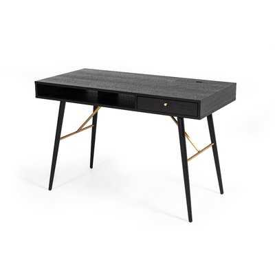 Serena Modern Writing Desk - Wayfair