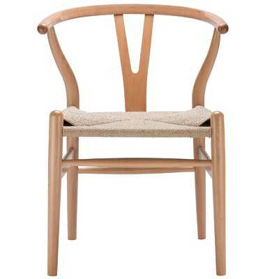 Dayanara Solid Wood Dining Chair - Birch Lane