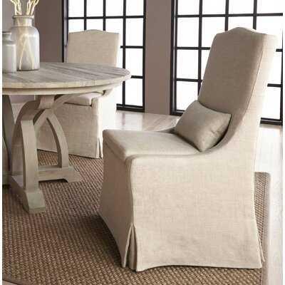 Marcelino Collette Upholstered Dining Chair (Set of 2) - Wayfair