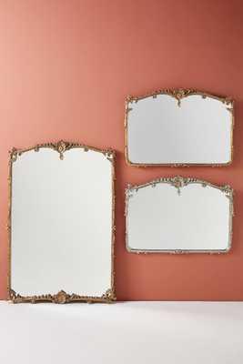 Josephine Mirror-Mantle Size - Anthropologie