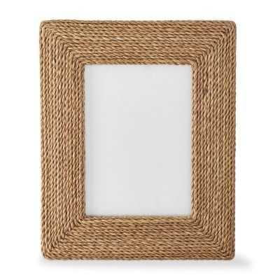 """Point Reyes Seagrass Frame, 5"""" X 7"""" - Williams Sonoma"""